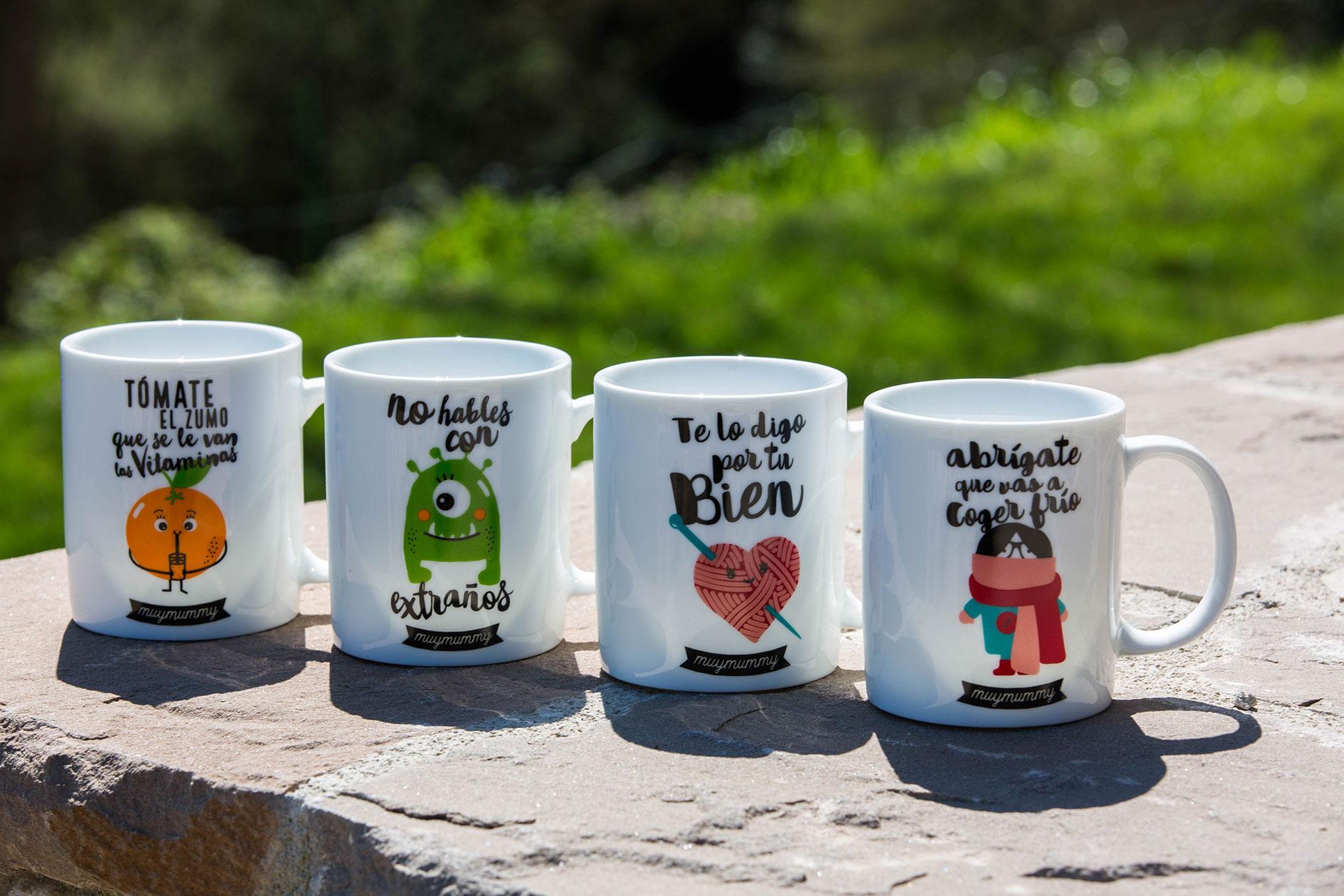 Mugs personnalises collection tasses porcelaine