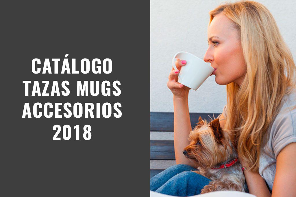 Catálogo de tazas y mugs