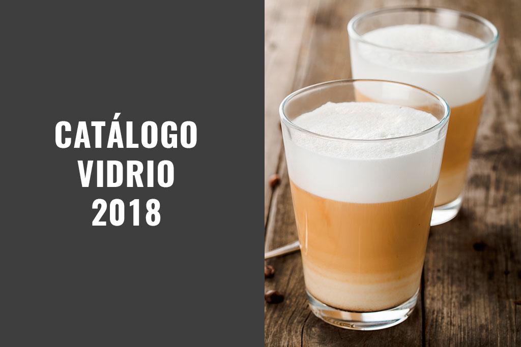 Catálogo Vidrio 2018 Marcaje personalizado Decotazas