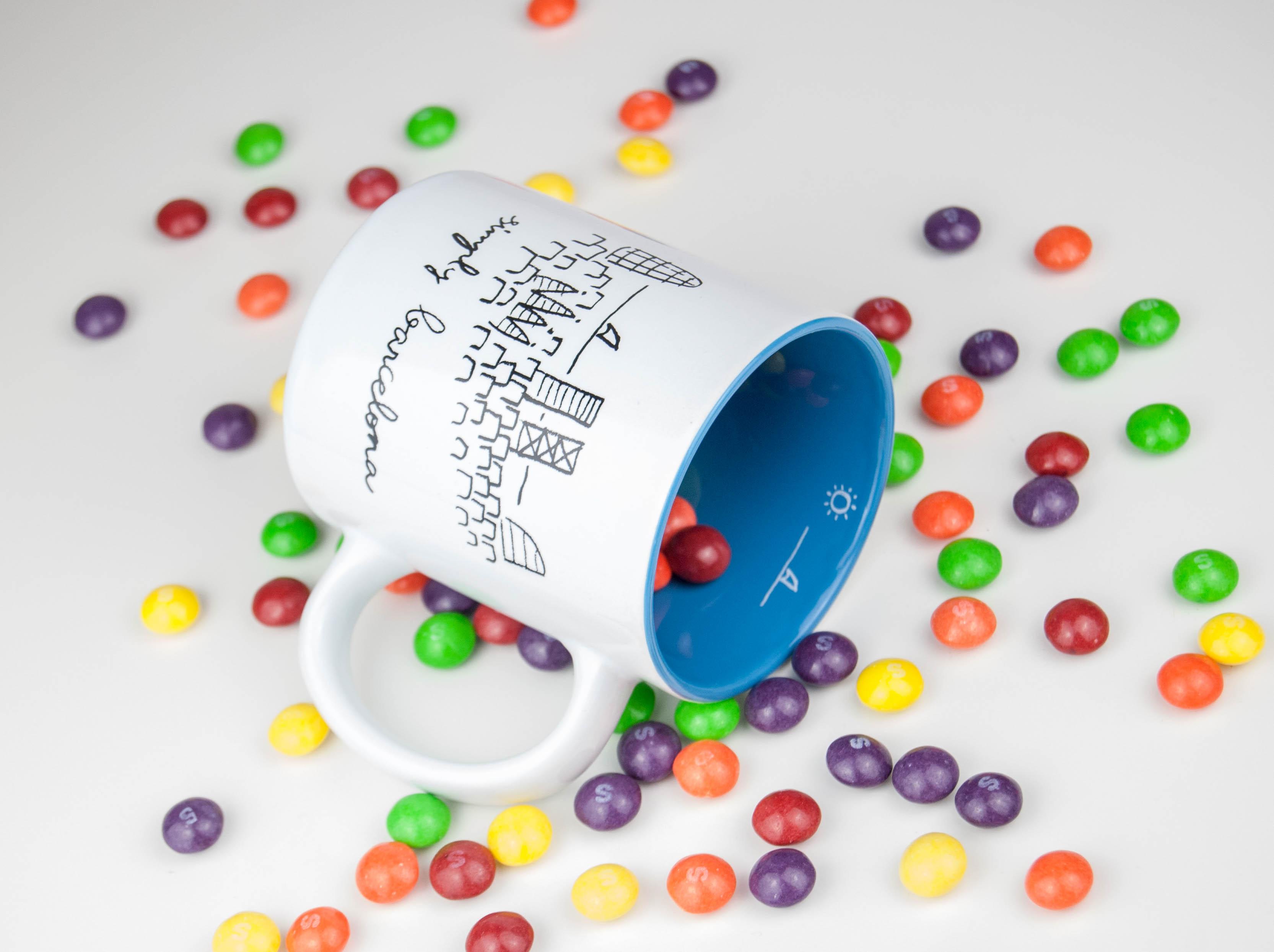 Tazas de ceramica personalizadas